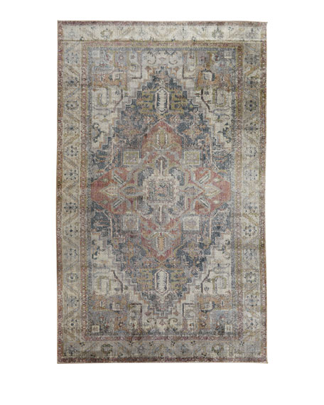 Kaia Power-Loomed Rug, 9.6' x 13'