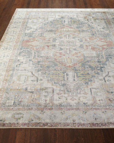 Kaia Power-Loomed Rug, 5.3' x 7.8'