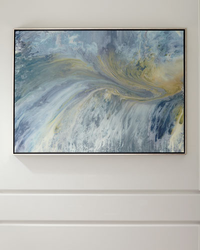 Ethereal Ii Hand Painted Painting On Canvas Wall Art