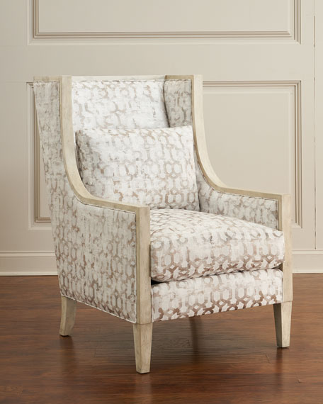 Tori Heirloom High-Back Chair