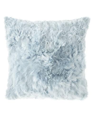 Suri Alpaca Square Pillow