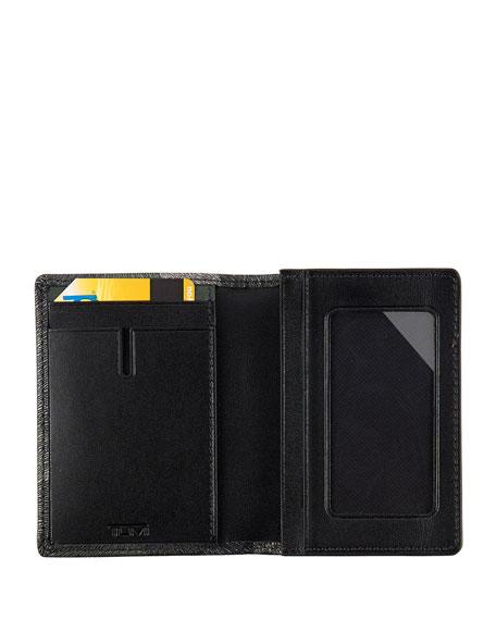 Nassau Sig Gusseted Card Case