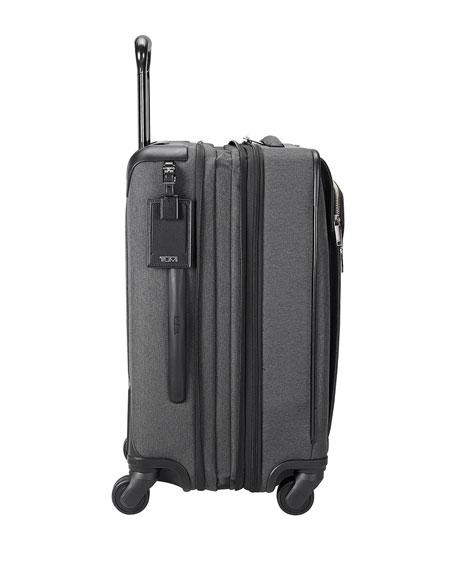 Larkin Sam International Expandable 4-Wheel Carry-On Luggage