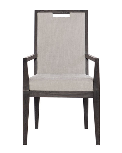 Pair of Decorage Dining Arm Chairs