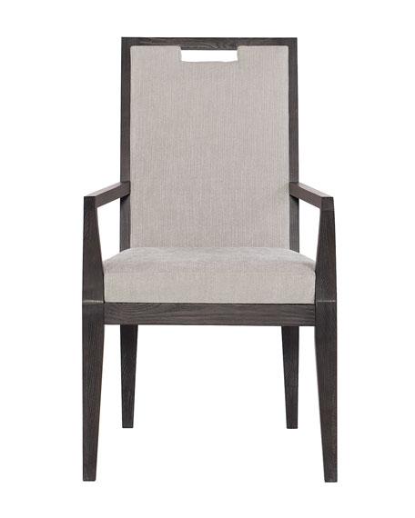 Bernhardt Decorage Dining Arm Chair