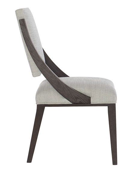 Decorage Curved Back Dining Side Chair