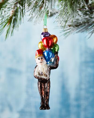 The Monkey Ornament