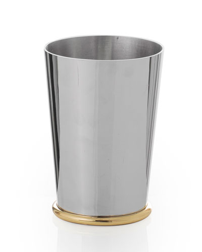 Calla Lily Metal Cup