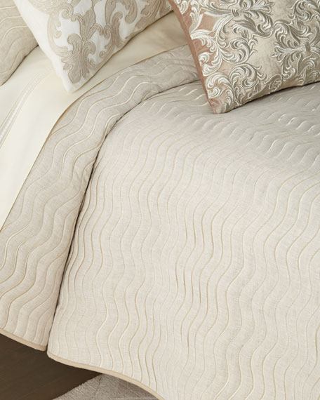 Taylor Wave King Quilt