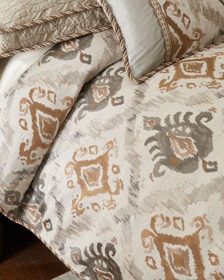 Dian Austin Couture Home Carte Le Blanche Ikat