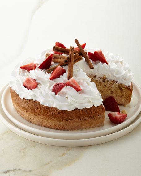 Tootie Pie Company Tres Leches Cake