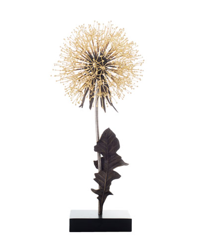 Dandelion Sculpture