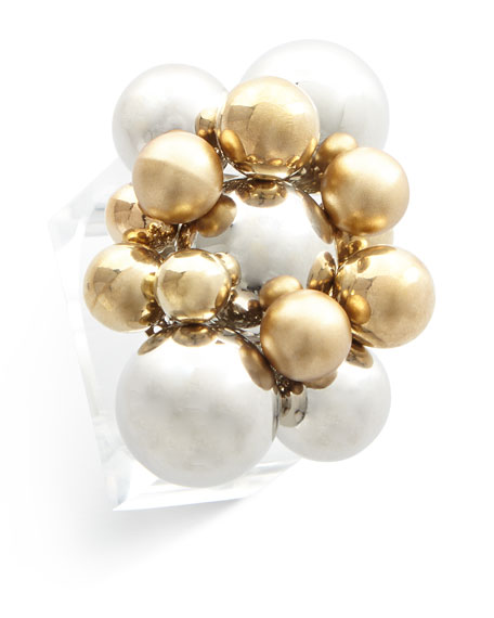 Kim Seybert Bauble Napkin Ring