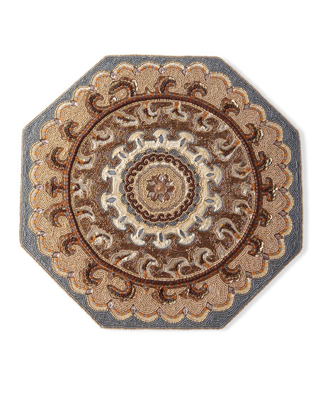 Suzani Beaded Placemat