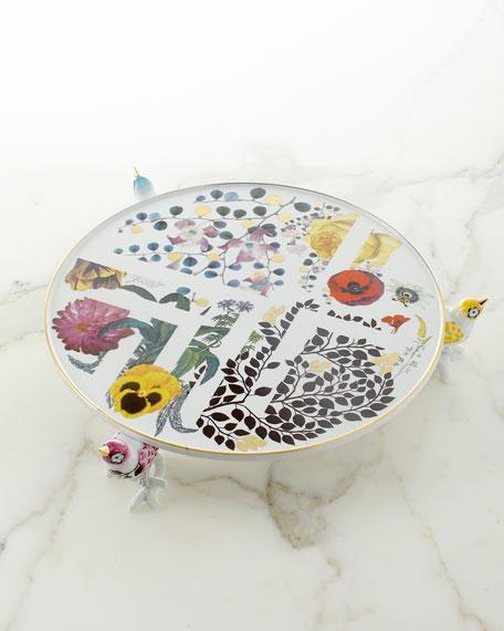 Porcelain Centerpiece