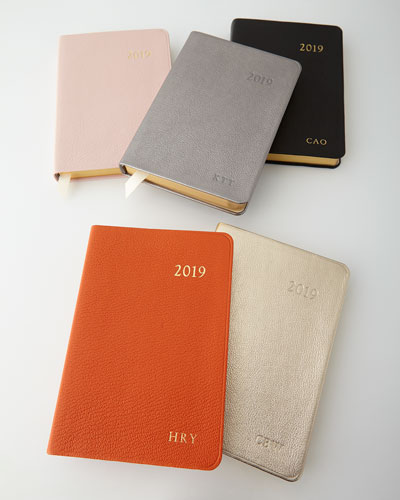 Personalized 2019 Daily Journal