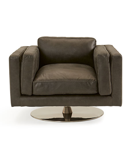 Bicknell Leather Chair