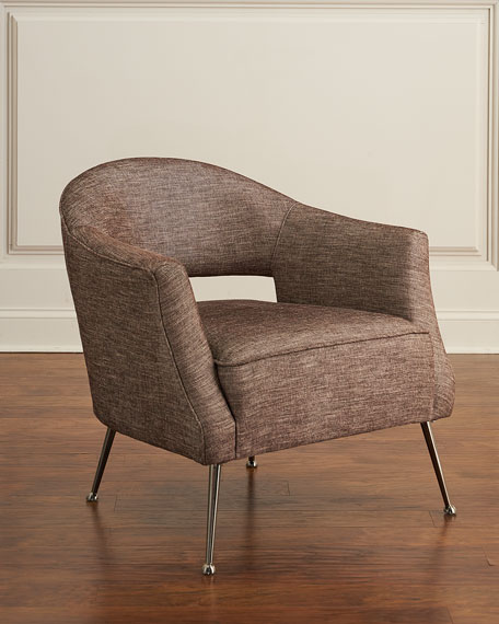 Claremont Cutout Accent Chair