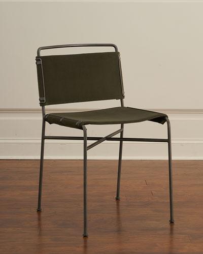 Cramer Velvet Dining Side Chair