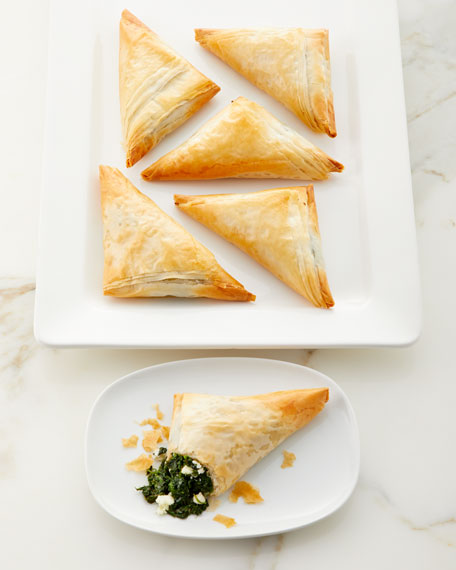 Culinaire Spanakopitas, Set of 8