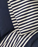 Camron Striped California King Fitted Sheet
