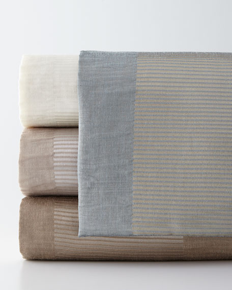 European Encore Stripe Sham