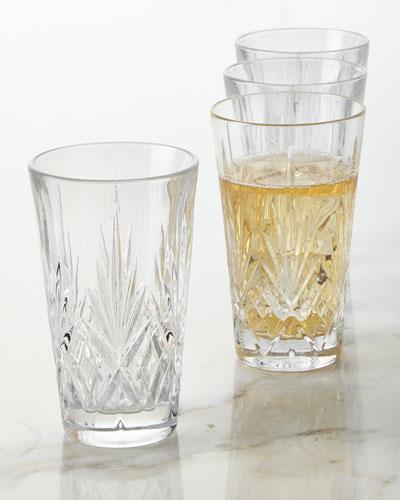 Dublin Bar Glasses, Set of 4