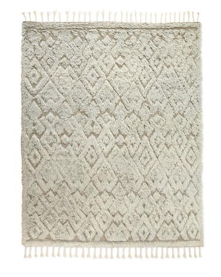 Berke Hand-Loomed Rug, 4' x 6'