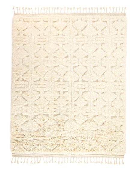 Chance Hand-Loomed Rug, 5.5' x 8.5'