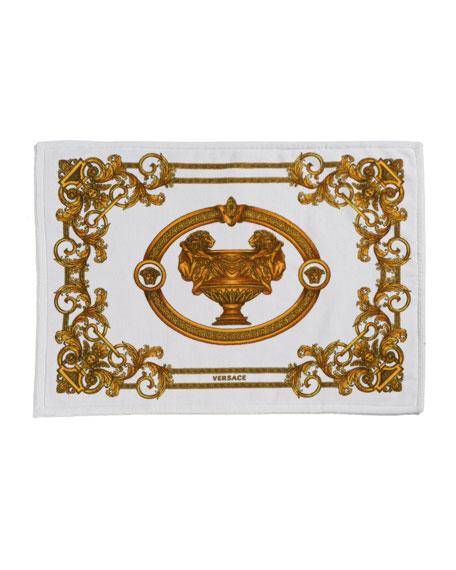 Versace Cotton Bath Rug