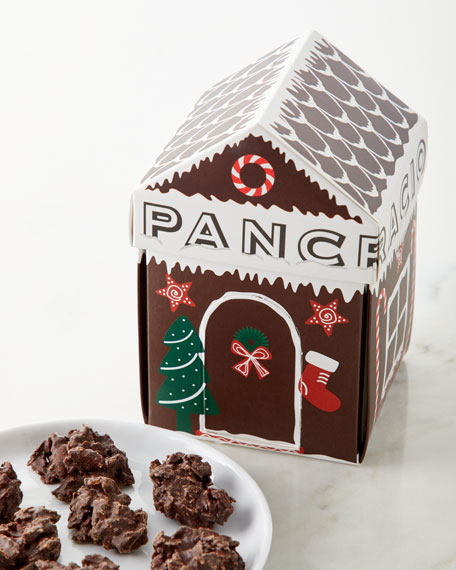 Pancracio Little Christmas House - Chocolate Clusters