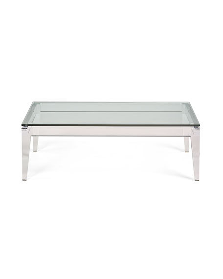 Teighlor Acrylic Coffee Table