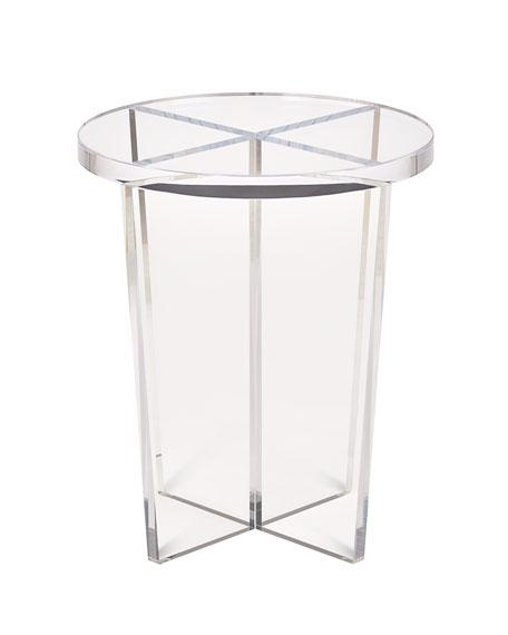 Gables Acrylic Side Table