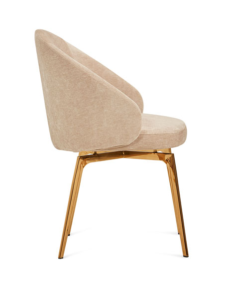 Cynthia Chenille Dining Chair