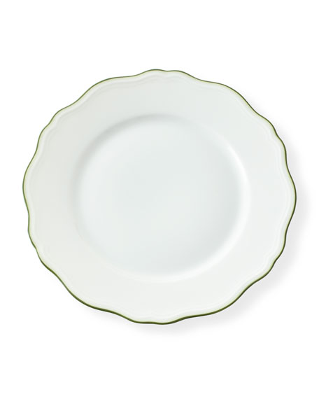 Touraine Double Filet Dinner Plate