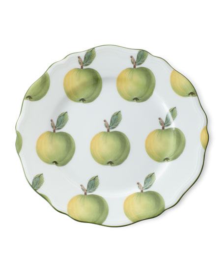 Touraine Apple Dessert Plate