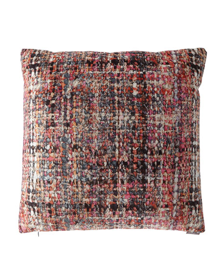 D.V. Kap Home Boucle Garden Pillow and Matching