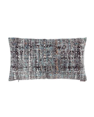 Boucle Seascape Pillow