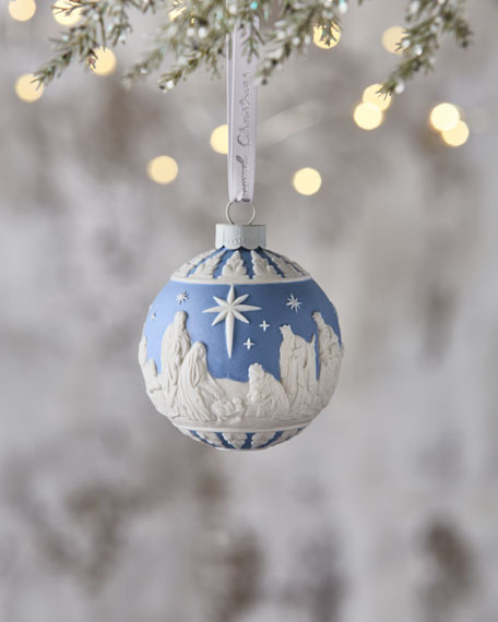 2018 Nativity Ornament