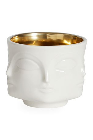 Jonathan Adler Gold Interior Muse Bowl