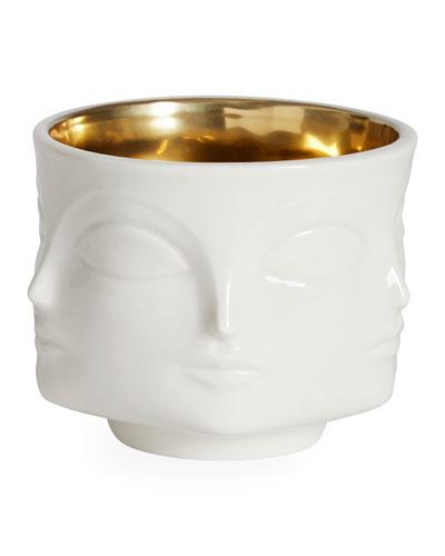 Gold Interior Muse Bowl