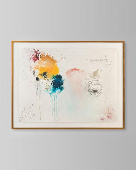 """""""Rambling"""" Giclee Watercolor Art by Jamie Hollis"""