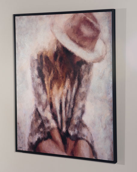 """""""Body Language"""" Giclee on Canvas Wall Art by Nava Lundy"""