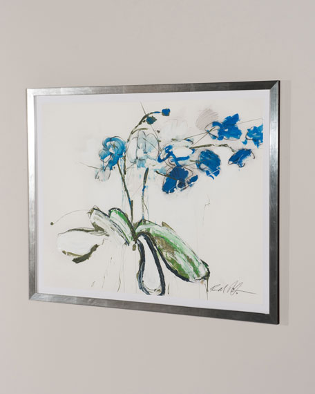 """Orchid"" Giclee Art"