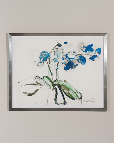 Orchid Giclee Art