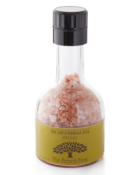 The French Farm Himalayan Salt Grinder