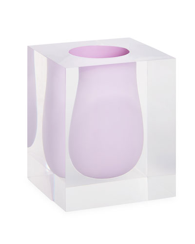 Bel Air Scoop Vase