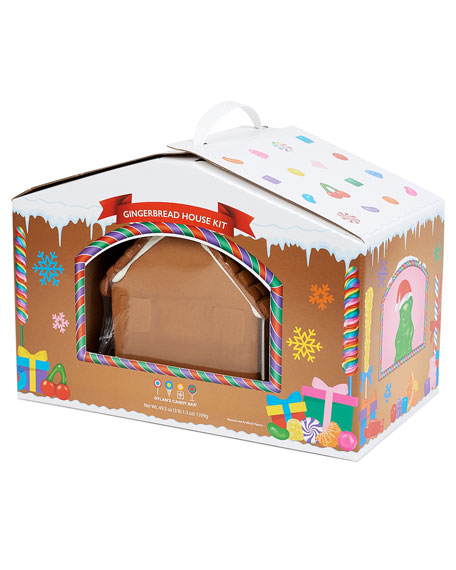 Dylan's Candy Bar Holiday 2019 Preassembled Gingerbread House Kit