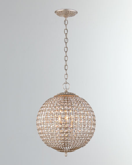 Renwick Small Sphere Chandelier