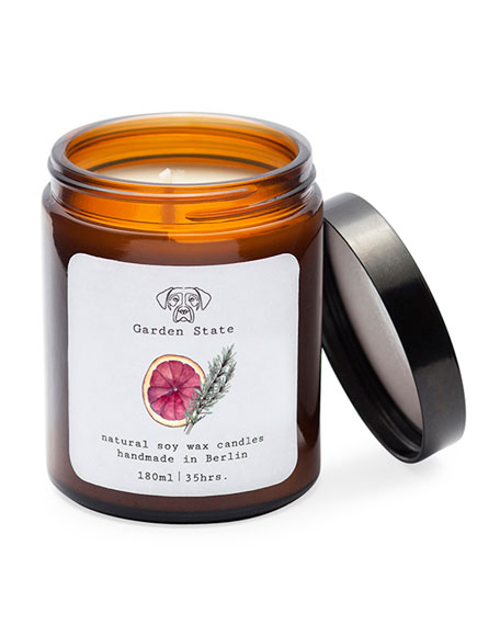 Garden State Blood Orange & Rosemary Scented Soy